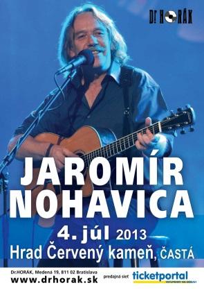 Nohavica - Koncert Červený Kameň