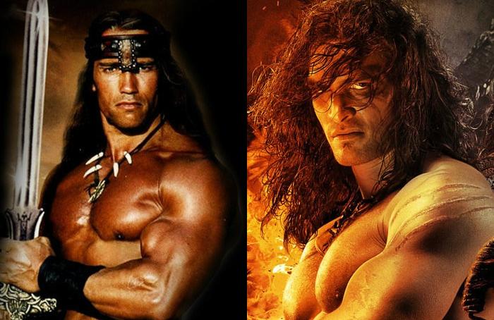 Barbar Conan vtedy a dnes